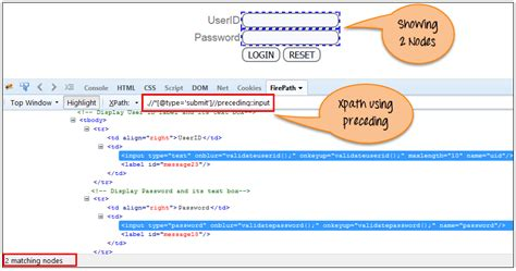 html input pattern matching xpath in selenium complete guide it blog