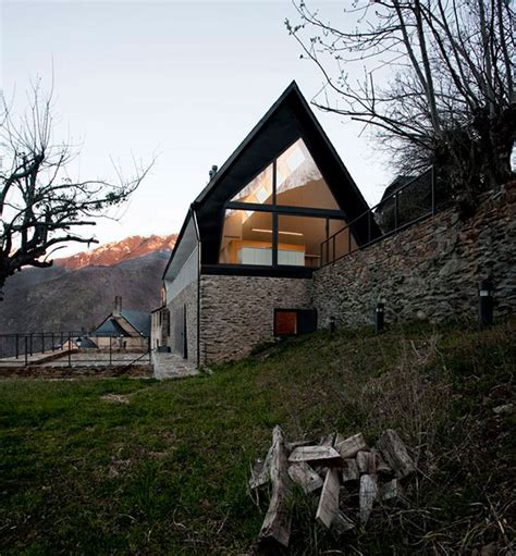 Modern Mountain Home Plans by Extraordinary House Design With Extraordinary Views Of