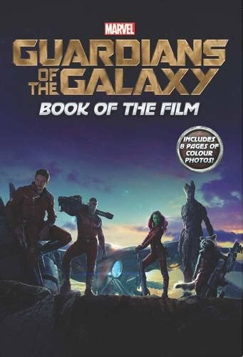 libro marvel guardians of the galaxy book of the film di marvel