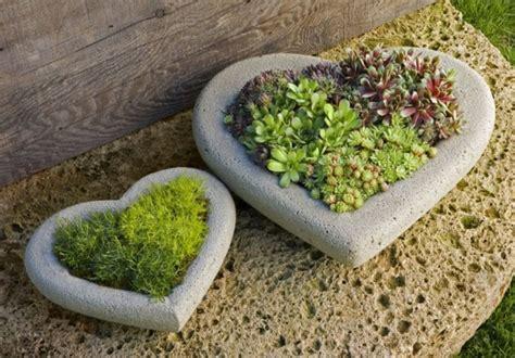 blumenkübel aus beton tischplatte beton selber machen das beste aus wohndesign