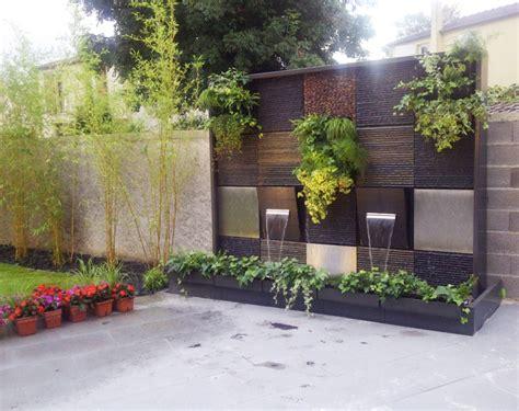 decoracion paredes jardin el agua en el jard 237 n 50 ideas de estanques y m 225 s