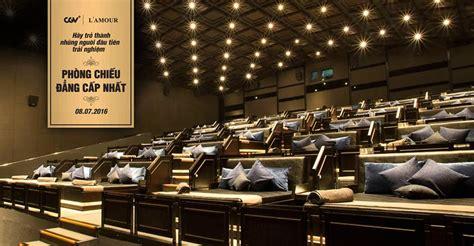 cgv velvet pacific place hcm ph 225 t sốt với quot rạp chiếu phim giường nằm quot si 234 u đẳng