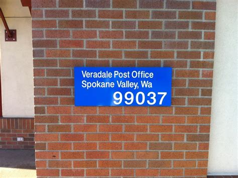 us post office post offices spokane valley wa