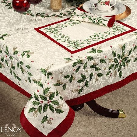 Ideas For Lenox Tablecloths Design 1000 Ideas About Oblong Tablecloth On Pinterest Ottomans Linens And Le Creuset