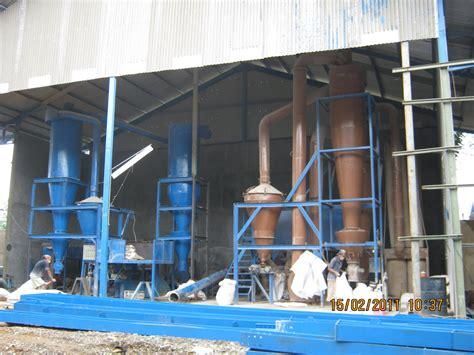 Exsport Minyak Nilam mesin tepung