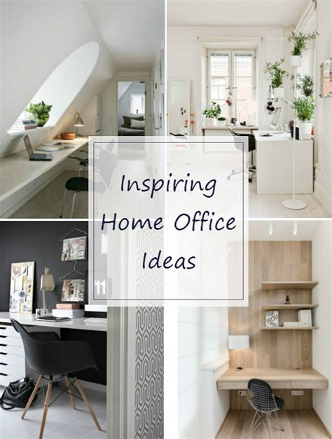 home office design blogs nine home office ideas to inspire you mocha casa
