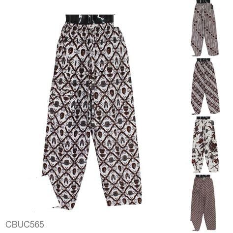 Celana Motif A celana panjang motif klasik celana murah batikunik