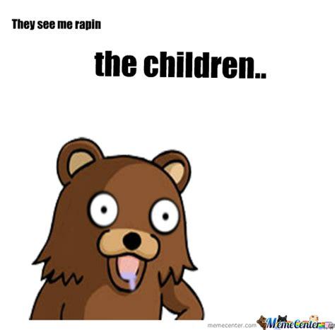 pedo bear rap by 14zelliott meme center
