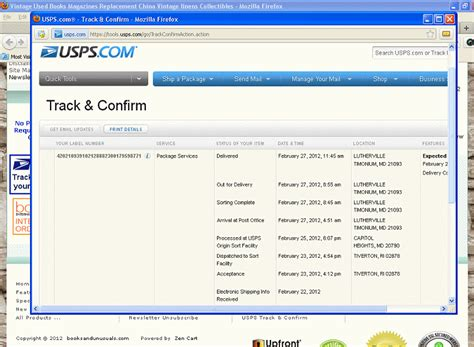 Usps Search Usps Certified Mail Tracking Invitations Ideas