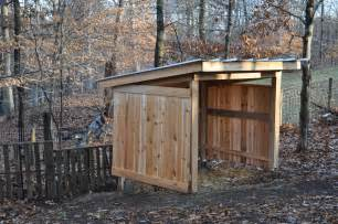 Goat Shed Design And Pictures by A New Goat Shed For A New Year Turdacres
