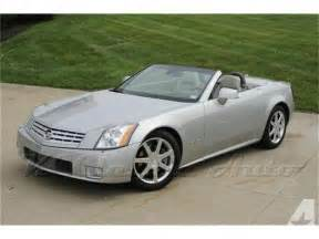 2005 Cadillac Xlr 2005 Cadillac Xlr For Sale In Lenexa Kansas Classified