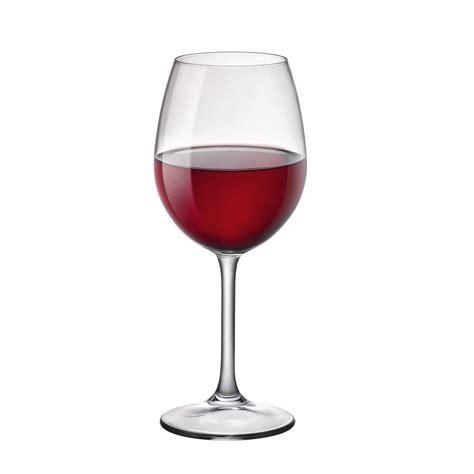 bicchieri calice calice da vino cabernet riserva 6 pezzi bormioli