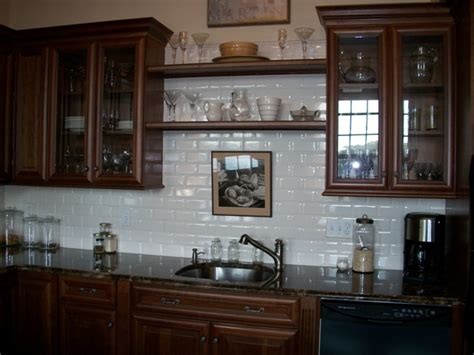 white crackle subway tile beautiful backsplashes
