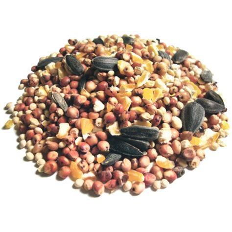 bird seed types