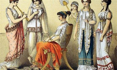 ancient greek costume history pictures showing how to recreate a fancy dress greek costume ideas for drama carnival