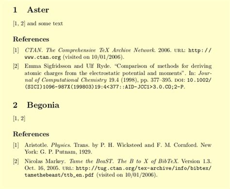 reference section latex latex bibliographies with biblatex and biber wikibooks