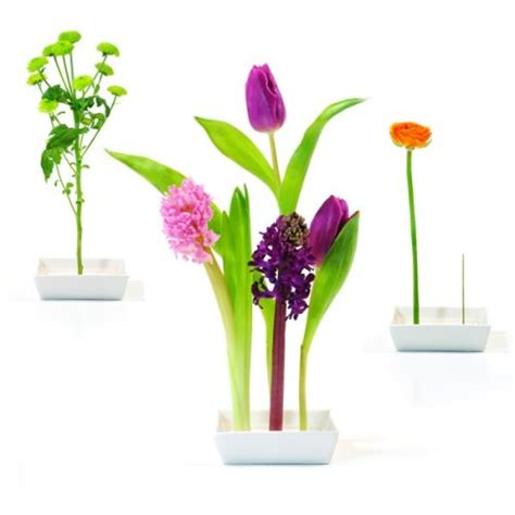 Unique Flower Vases gadgetsunique vase keeps your flowers standing gadgets