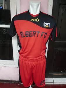 Kaos Caterpillar Merah jersey caterpillar kaospesanan