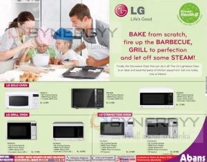 Microwave Lg Mc8289urc lg microwave ovens from abans may 2013 171 synergyy