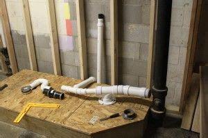bathroom remodel raised drainage platform fireside