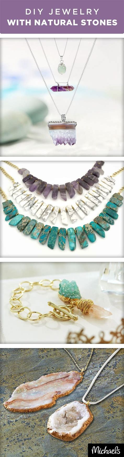 make your own silver jewelry create your own diy jewelry with these stones for