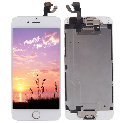 Lcd Screen Iphone 6 white iphone 6 4 7 quot lcd digitizer touch screen replacement