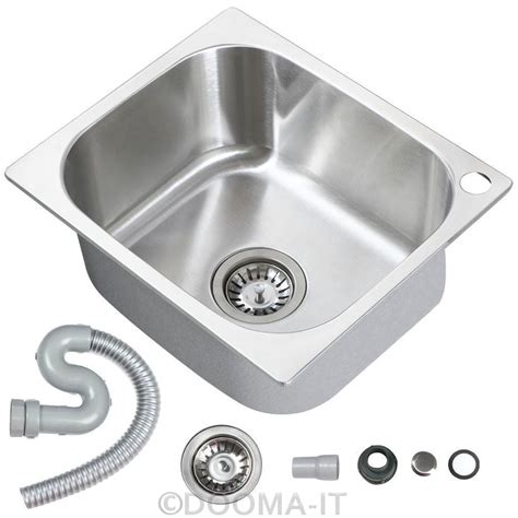 blanco kitchen sink waste kit stainless steel laundry kitchen sink with complete