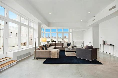 modern apartment nyc contemporary living room new report rihanna renting manhattan apartment for 39 000 a