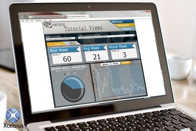 video tutorial xcelsius dashboard gallery infosol