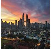 Ne02 Petronas Twin Towers Kuala Lumpur Malaysia City