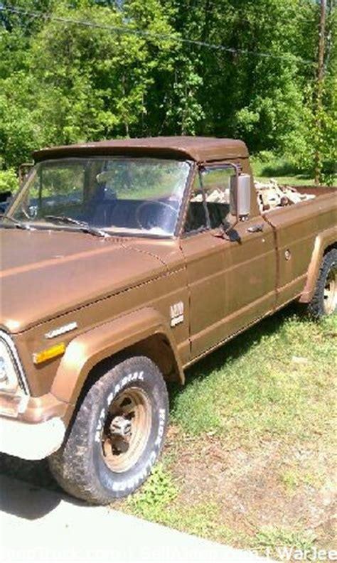 1970 Jeep J2000 Truck