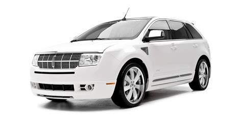 3d carbon 174 lincoln mkx 2007 2010 body kit 3d carbon gallery