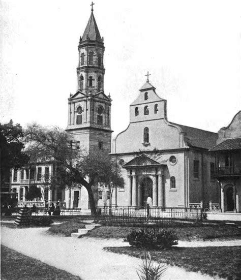 Beautiful San Augustine Catholic Church #4: Saint_Augustine_Basilica,_St._Augustine,_Florida.jpg
