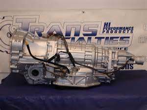 Subaru Forester Transmission Trans Specialties Products Gt Automatic Transmission