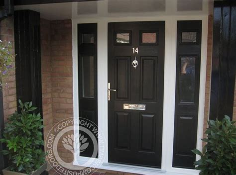best price composite front doors 25 best ideas about black composite door on