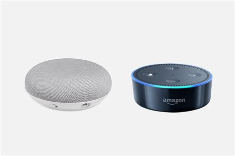 google home vs amazon echo which smart speaker will win the google home mini vs amazon echo dot best mini smart