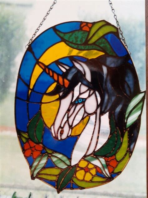 unicorn mosaic pattern 200 best images about stained glass and mosaic on