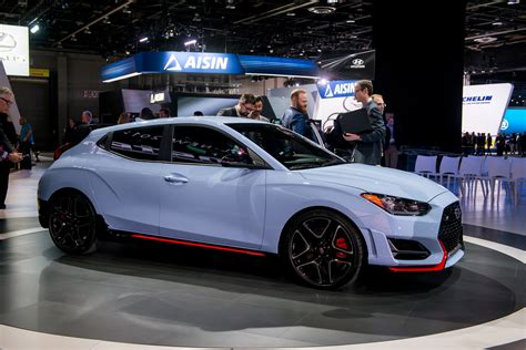 2019 Hyundai Veloster N by 2019 Hyundai Veloster N Preview
