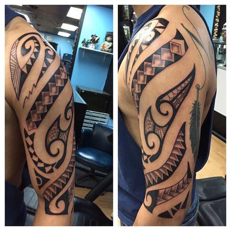 custom tribal tattoos 25 tribal arm designs ideas design trends