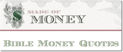 Bible Quotes About The Of Money by Bible Verses On Money Poverty Wealth Money Quotes