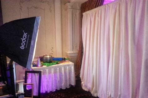 photo booth curtain nj nyc photo booth rental services open air photo booths
