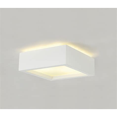 Square Ceiling Light Fixtures Plaster Square Ceiling Light Imperial Lighting