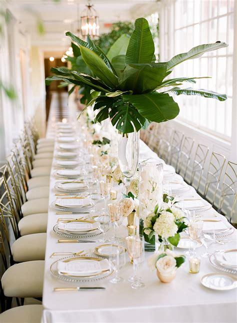 inspired   green gold estate wedding