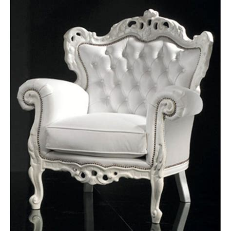 classic chair baroque silver upholstered classic chair from ultimate