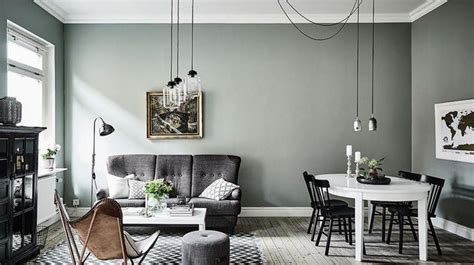 Salle A Manger Mur Gris by Mur Gris Anthracite Salle A Manger