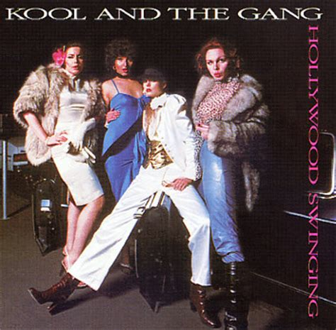 kool and the gang hollywood swinging song of the day quot hollywood swinging quot by kool the gang
