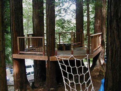 brilliant diy tree house plans  mymydiy