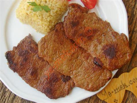 soslu brek tarifi kolay resimli yemek tarifleri tavada sal 231 a soslu et tarifi nasıl yapılır resimli
