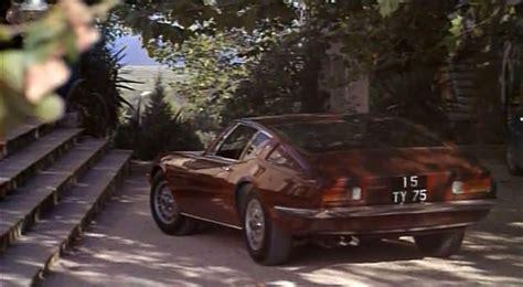 Maserati Ghibli Film La Piscine | imcdb org 1968 maserati ghibli tipo 115 in quot la piscine