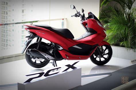 Pcx 2018 Merah Harga by Honda Pcx 2018 Racikan Lokal Sapa Publik Thegaspol